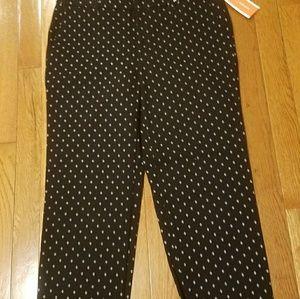 Old Navy Women's Harper Mid-Rise Pant Black Size 4